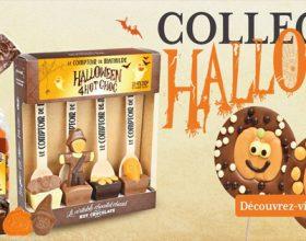Bonbons et chocolats d' Halloween à Brest
