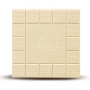 Tablette NATURE – Chocolat BLANC 80G