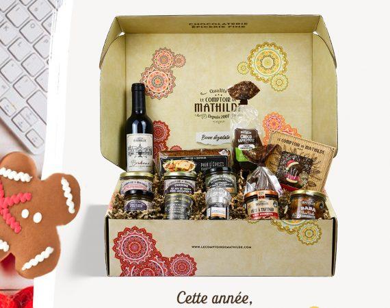 Paniers Garnis pour les Cadeaux d'Entreprise et Collectivités Brest