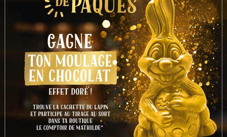 chocolat de Pâques Brest